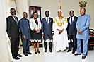 ECOWAS Court President calls on C J