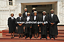 Eight (8) Circuit Court Judges Sworn-in